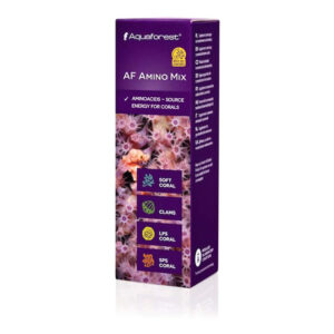 Aquaforest - AF Amino Mix 10 ml - Supplemento contentente aminoacidi concentrati per coralli