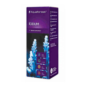 Aquaforest - Iodum 50 ml - Supplemento contenente iodio concentrato.