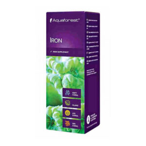 Aquaforest - Iron 10 ml - Supplemento di ferro concentrato.