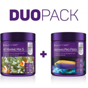 Aquaforest - Duo Pack - Marine Mix S 120gr/Anthias Pro Feed 120gr